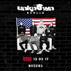 Bricks Berlin Unknown Berlin|DJ Complexion|Boiler Room