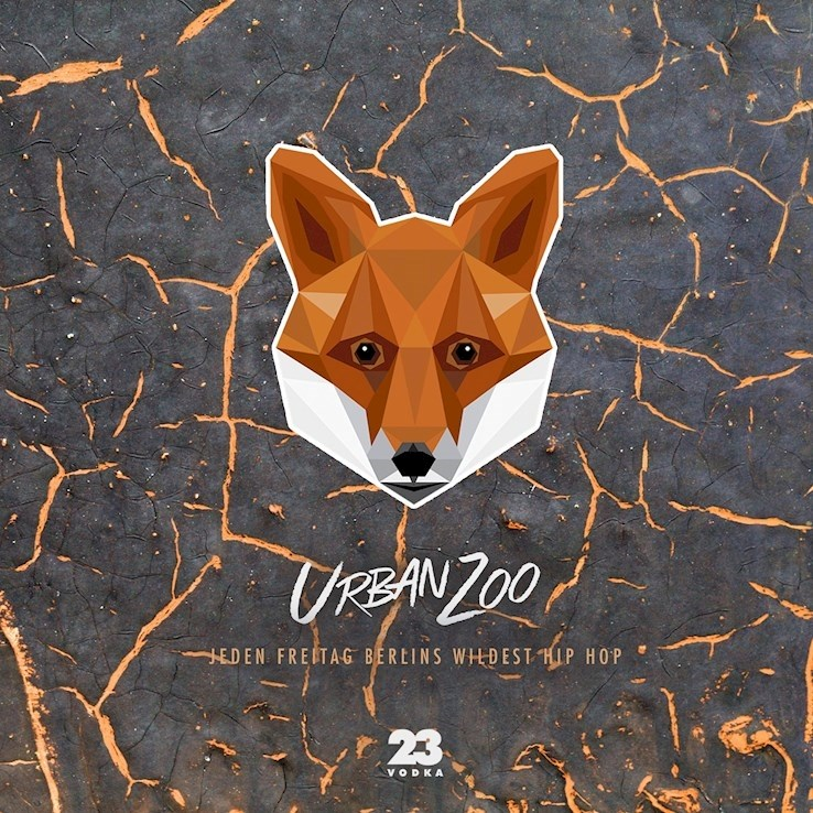 The Pearl 20.04.2018 Urban Zoo - nur Freitags Berlins wildest Hip Hop
