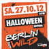 E4 Berlin Berlin Gone Wild – Halloween Edition