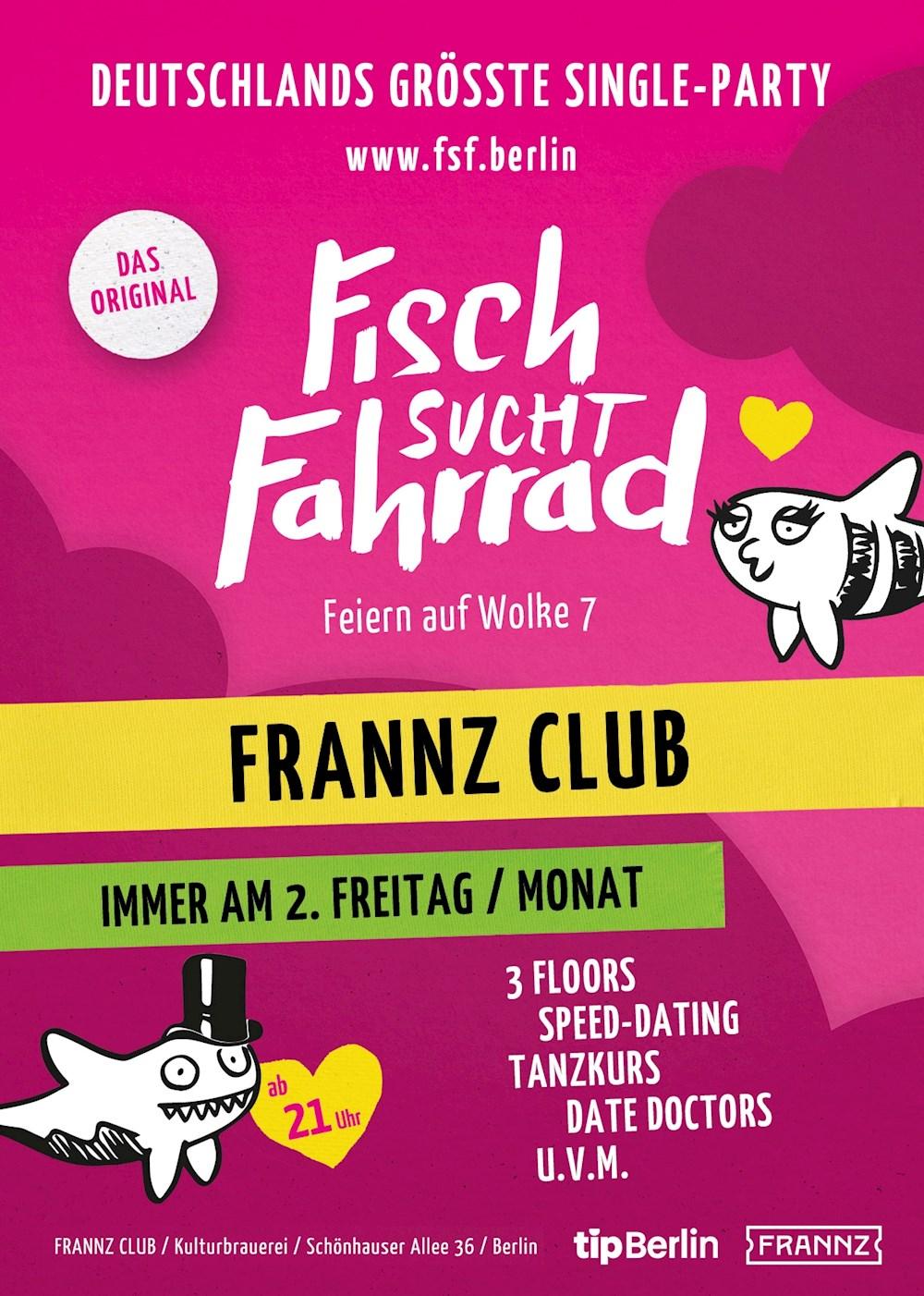 single party freitag berlin