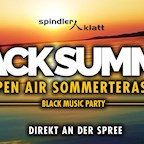 Spindler & Klatt Berlin Black Summer Party Mit Open Air Terrasse Direkt An Der Spree