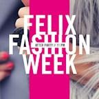 Felix Berlin Felix Fashionweek