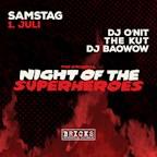 Bricks Berlin Night Of The Superheroes - Hip Hop, Urban & RnB