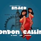 Bricks Berlin London Callin' Berlin - Issa Snack
