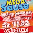 Velodrom Berlin Die Mega Sause mit Rednex, Milli Vanilli & DJ Tomekk