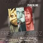 Spindler & Klatt Berlin Nachtimpuls Punchline *Beathoavenz & Freak-A-Zoidz live*