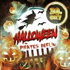 Pirates  Die Halloween Party 2017 im Pirates Berlin
