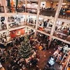Kühlhaus Berlin Weihnachtsrodeo - Der Indoor-Design-Weihnachtsmarkt