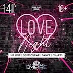 Empire Berlin Love Night! |Sio Festival Clubtour