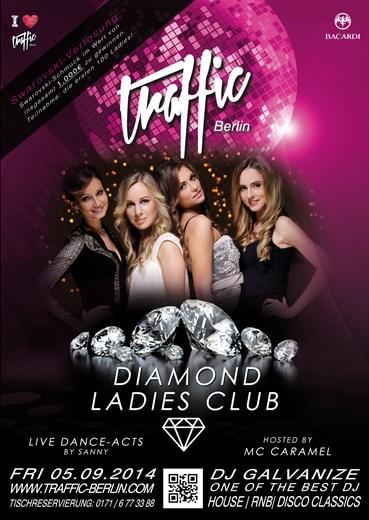 Traffic 05.09.2014 Diamond Ladies Club