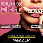 Maxxim Berlin Queens Night by JAM FM