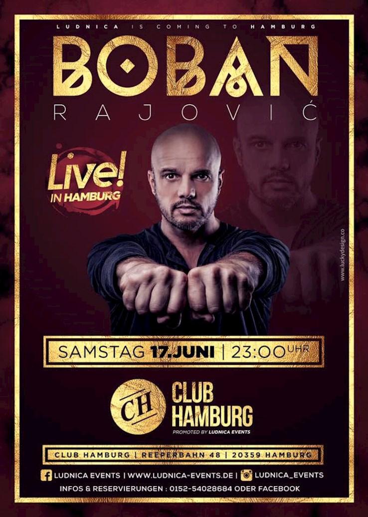 Club Hamburg  Eventflyer #1 vom 17.06.2017