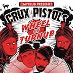 Moondoo Hamburg Red Light District Berlin > Crux Pistols - Wheel Of Turn up