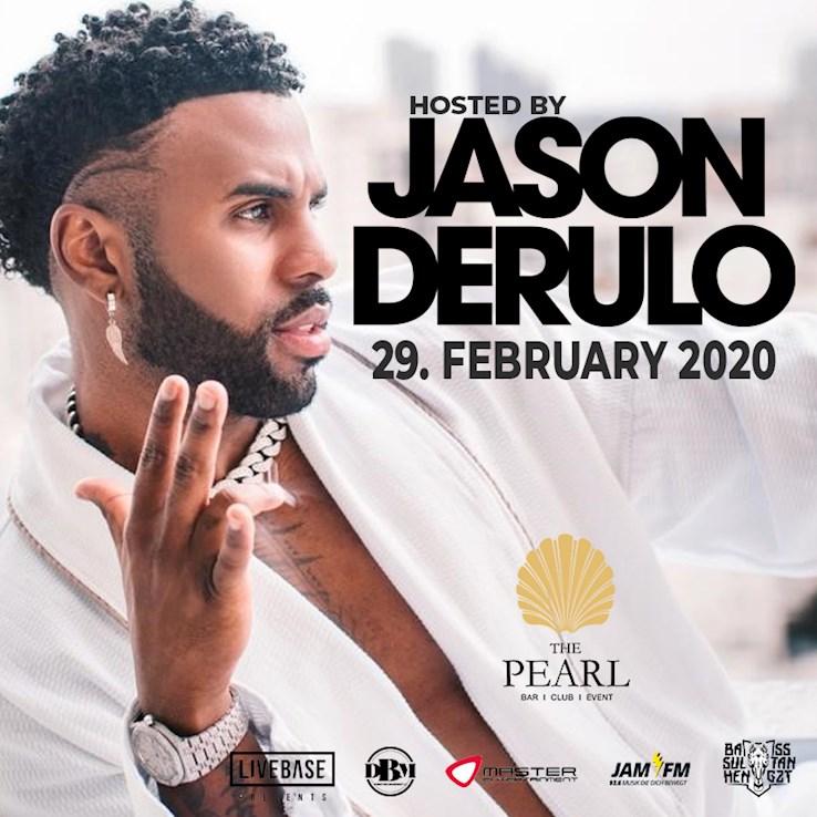 The Pearl 29.02.2020 Jason Derulo Clubshow   JAM FM