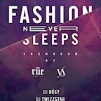 Felix Berlin StadtIkonen pres. Fashion Never Sleeps x Rue Berlin x Ypha