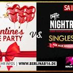 Traffic Berlin Nightroom | Valentine's Love Party