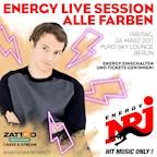 Puro Berlin Die ENERGY Live Session: Diesmal mit Alle Farben in Berlin
