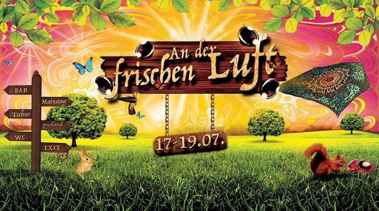 Gartenfelder Str. 28 17.07.2020 An der frischen Luft / Tag 1 / Techno x1
