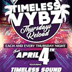 Miami Club Berlin Timeless Vybz Thursdays Dancehall Afro Hip Hop Trap Latin Urban Jeden Donnerstag