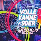 Spindler & Klatt Berlin Volle Kanne 90er - Die 90er Jahre Party