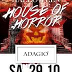 "Adagio  Halloween ""House of Horror"""