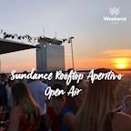 Club Weekend Berlin Sundance Rooftop Apertivo