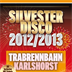 Trabrennbahn Karlshorst  SilvesterDisco 2012/2013