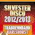 Trabrennbahn Karlshorst Berlin SilvesterDisco 2012/2013