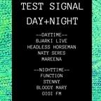 Deus Temple Berlin Test Signal Day & Night / Function, Bjarki, Headless Horseman, Bloody Mary, Stenny