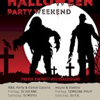 Quer  Halloween Party Weekend