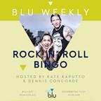 Blu Loft/ Atelier am Moritzplatz Berlin Rock`n`Roll Bingo x Blu Weekly
