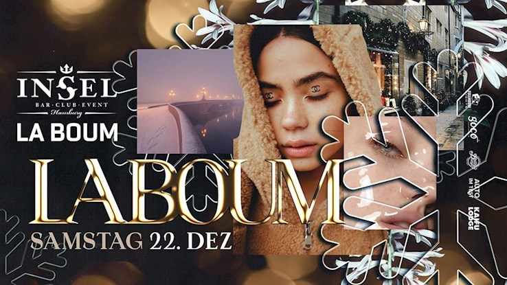 Die Insel 22.12.2018 La BOUM - Saturdays