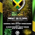 Gretchen Berlin We Love Dancehall - Pre Silvester Edition - Dancehall, RnB & Hip Hop by 4 DJs