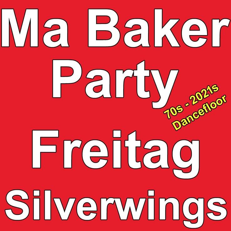 SilverWings Berlin Eventflyer #1 vom 24.09.2021