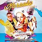 Knutschfleck Berlin Karaoke mit Partykanzler Martin Martini