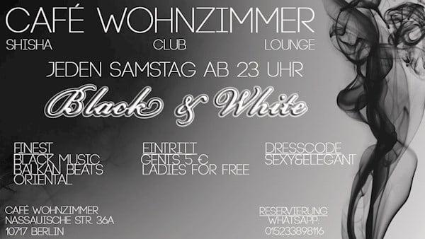 Party Caf Wohnzimmer 29102016