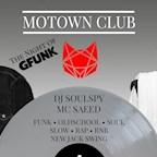 Cheshire Cat Berlin Motown Club - The Night Of G-Funk