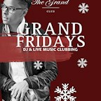 The Grand Berlin Grand Fridays – Zu DJ & Live Band im Club Tanzen