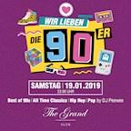 The Grand Berlin Wir Lieben Die 90er