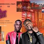 Die Insel Hamburg Hip Hop Insel #1 - London Vibes & Amsterdam Weekend