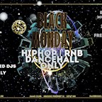 Jams Club Hamburg Black Monday