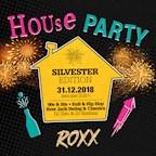 Roxx Berlin Old School House Party - Silvester Edition - Hip Hop & RnB