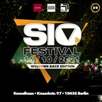 Kesselhaus Berlin SIO Festival - Welcome Back Edition
