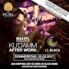The Pearl Berlin 104.6 RTL Kudamm Afterwork x 28 Black