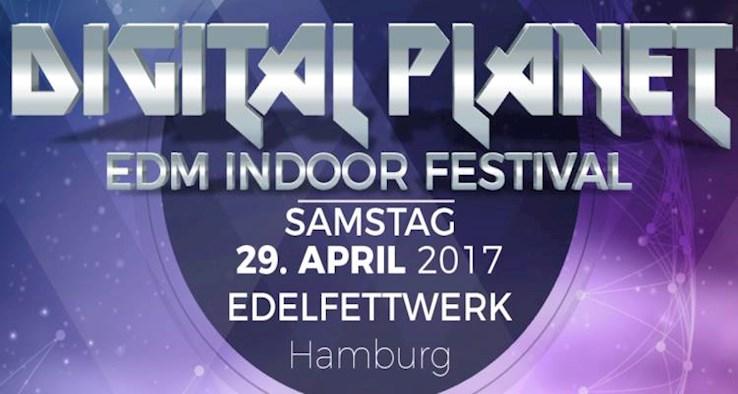Edelfettwerk Hamburg Eventflyer #1 vom 29.04.2017