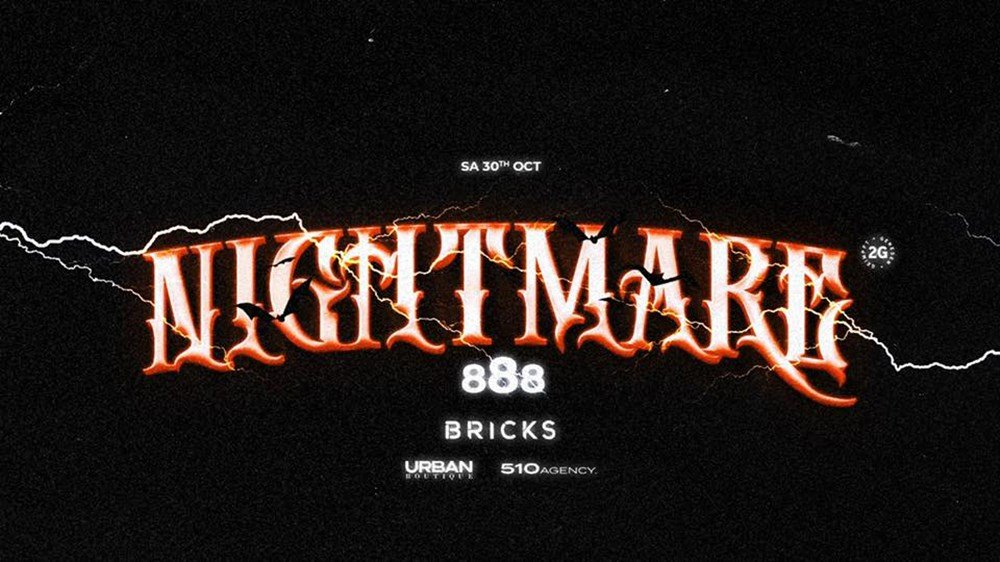 Bricks Berlin Nightmare 888
