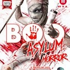 Matrix Berlin BOO! Asylum Horror - Final