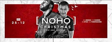 NOHO Hamburg Eventflyer #1 vom 25.12.2015