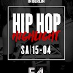 E4 Berlin One Night in Berlin / Hip Hop Highlights