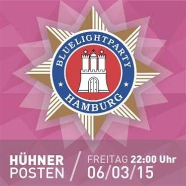 Hühnerposten Hamburg Eventflyer #1 vom 06.03.2015